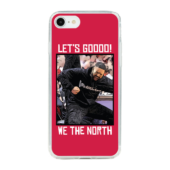 DRAKE LET'S GO RED Beautiful & Protective Premium phone cases for Apple iPhone, Samsung Galaxy and more.