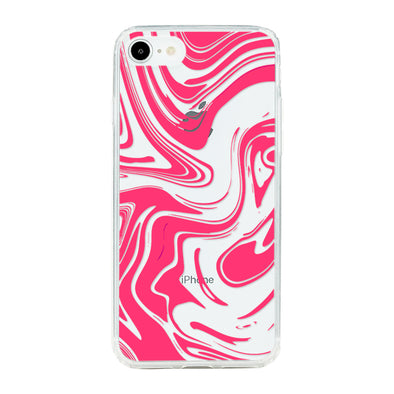 Marble volcano red Beautiful & Protective Premium phone cases for Apple iPhone, Samsung Galaxy and more.