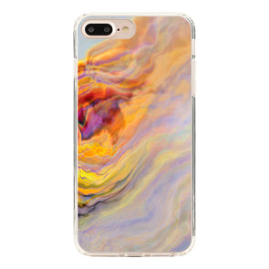 Marble yellow cloud Beautiful & Protective Premium phone cases for Apple iPhone, Samsung Galaxy and more.