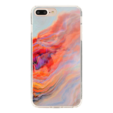 Marble coral cloud Beautiful & Protective Premium phone cases for Apple iPhone, Samsung Galaxy and more.