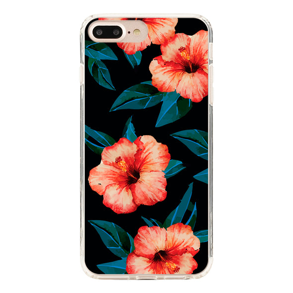 Deep color flowers Beautiful & Protective Premium phone cases for Apple iPhone, Samsung Galaxy and more.