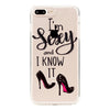 I am sexy and I know it Beautiful & Protective Premium phone cases for Apple iPhone, Samsung Galaxy and more.
