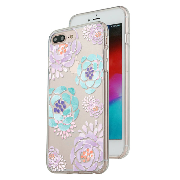 Cute aster floral Beautiful & Protective Premium phone cases for Apple iPhone, Samsung Galaxy and more.