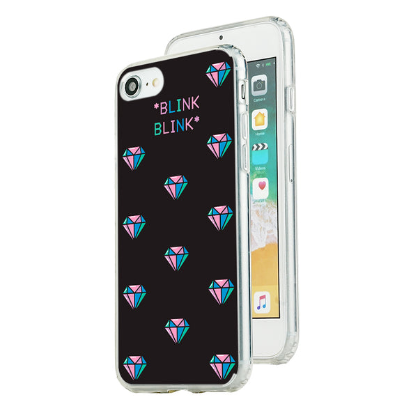 Diamonds are your best friend Beautiful & Protective Premium phone cases for Apple iPhone, Samsung Galaxy and more.