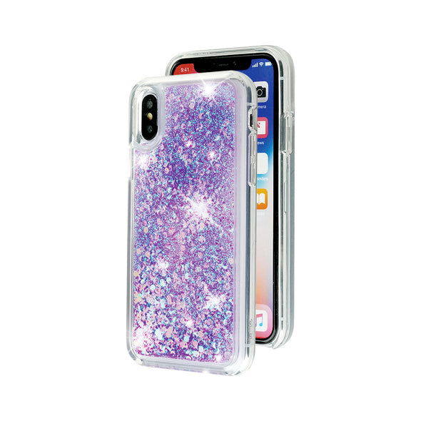MAGIC SPELL - Glitter Waterfall iPhone Case Beautiful & Protective Premium phone cases for Apple iPhone, Samsung Galaxy and more.