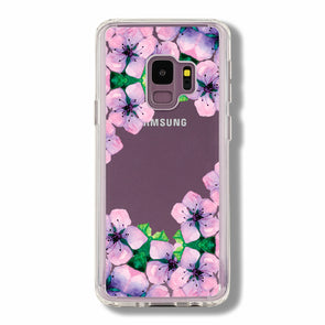 Japanese sakura floral - Samsung Galaxy cases Beautiful & Protective Premium phone cases for Apple iPhone, Samsung Galaxy and more.