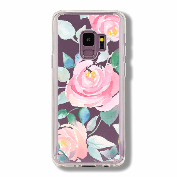Hand-drawn beautiful roses - Samsung Galaxy cases Beautiful & Protective Premium phone cases for Apple iPhone, Samsung Galaxy and more.