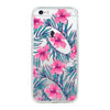 Tropical jungle floral and palm leaves Beautiful & Protective Premium phone cases for Apple iPhone, Samsung Galaxy and more.