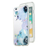 Blue spring floral Beautiful & Protective Premium phone cases for Apple iPhone, Samsung Galaxy and more.