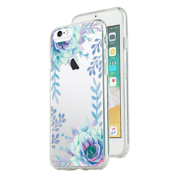 Cute painted floral Beautiful & Protective Premium phone cases for Apple iPhone, Samsung Galaxy and more.
