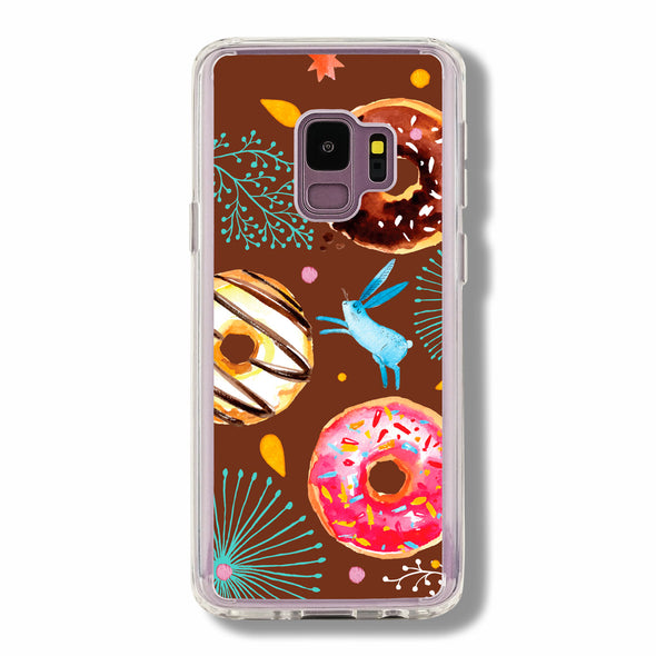 Bunny in chocolate world - Samsung Galaxy cases Beautiful & Protective Premium phone cases for Apple iPhone, Samsung Galaxy and more.
