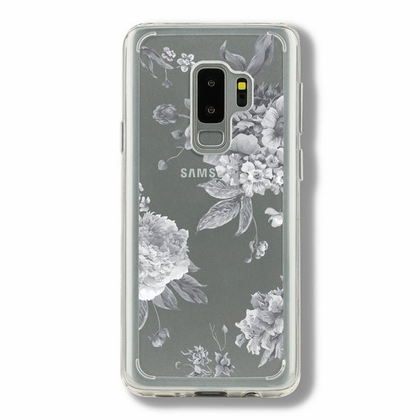 Grayscale Bloom - Samsung Galaxy cases Beautiful & Protective Premium phone cases for Apple iPhone, Samsung Galaxy and more.