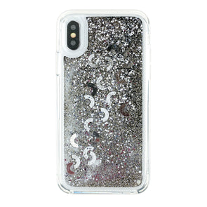 DISCO - Glitter Waterfall iPhone Case Beautiful & Protective Premium phone cases for Apple iPhone, Samsung Galaxy and more.