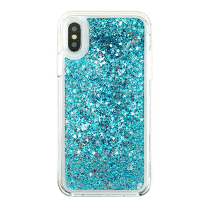 MERMAID - Glitter Waterfall iPhone Case Beautiful & Protective Premium phone cases for Apple iPhone, Samsung Galaxy and more.