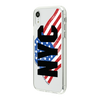 USA Flag with Black NYC Text Beautiful & Protective Premium phone cases for Apple iPhone, Samsung Galaxy and more.