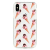 Chocolate topping ice cream pattern Beautiful & Protective Premium phone cases for Apple iPhone, Samsung Galaxy and more.