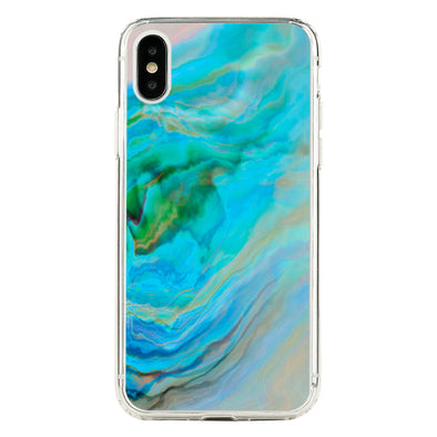 Marble tiffany cloud Beautiful & Protective Premium phone cases for Apple iPhone, Samsung Galaxy and more.