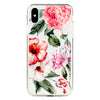 Vintage botanical peony with leaves Beautiful & Protective Premium phone cases for Apple iPhone, Samsung Galaxy and more.