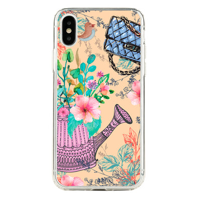 Elegant spring florals Beautiful & Protective Premium phone cases for Apple iPhone, Samsung Galaxy and more.