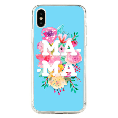 Mothers day - mama Beautiful & Protective Premium phone cases for Apple iPhone, Samsung Galaxy and more.