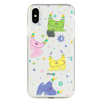 Colorful weirdo Beautiful & Protective Premium phone cases for Apple iPhone, Samsung Galaxy and more.