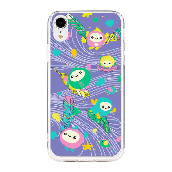 Purple monsters Beautiful & Protective Premium phone cases for Apple iPhone, Samsung Galaxy and more.