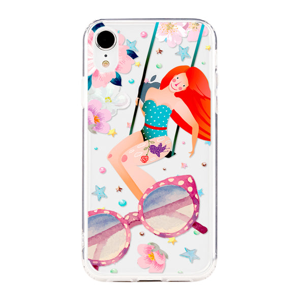 Dreamy summer mood Beautiful & Protective Premium phone cases for Apple iPhone, Samsung Galaxy and more.