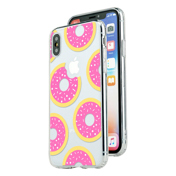 Bite round and round Beautiful & Protective Premium phone cases for Apple iPhone, Samsung Galaxy and more.
