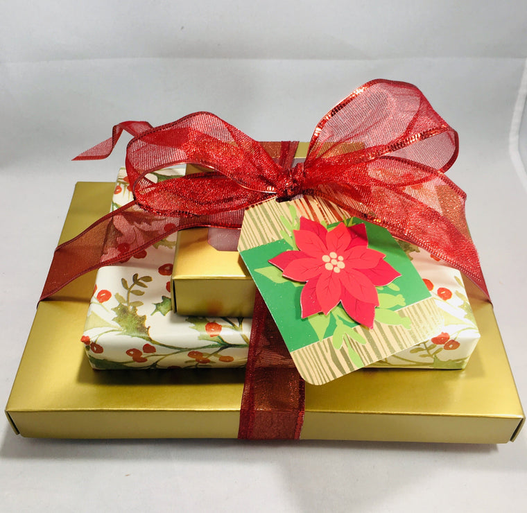 Holiday 3 Tier Gift Set