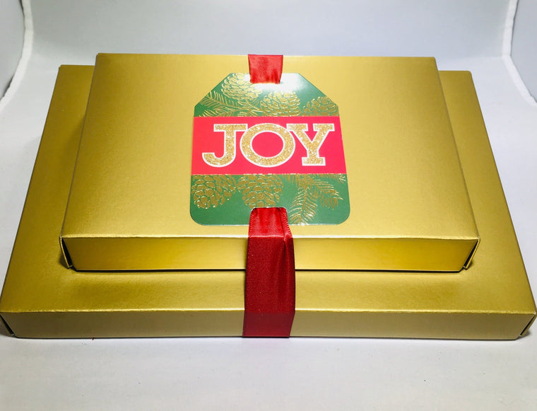Holiday 2 Tier Gift Set