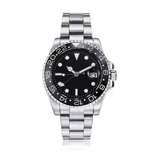 Parnis 40mm Watch Men Automatic Mechanical waterproof