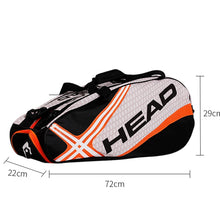 Original Head Tennis Bag Brand