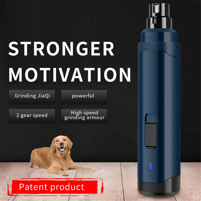 Dog or Cat Electric Nail Clipper