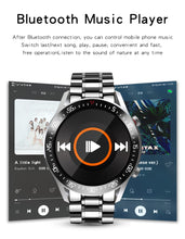 LIGE 2021 fashion Full circle touch screen Smart Watch