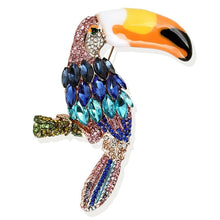 Parrot Brooches For Women