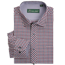 High quality Men's classic plaid shirt