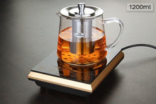 Induction cooker special tea pot boil  stainless steel liner