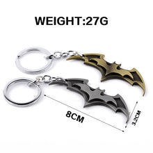 New Fashion Avenger Union Batman keychains