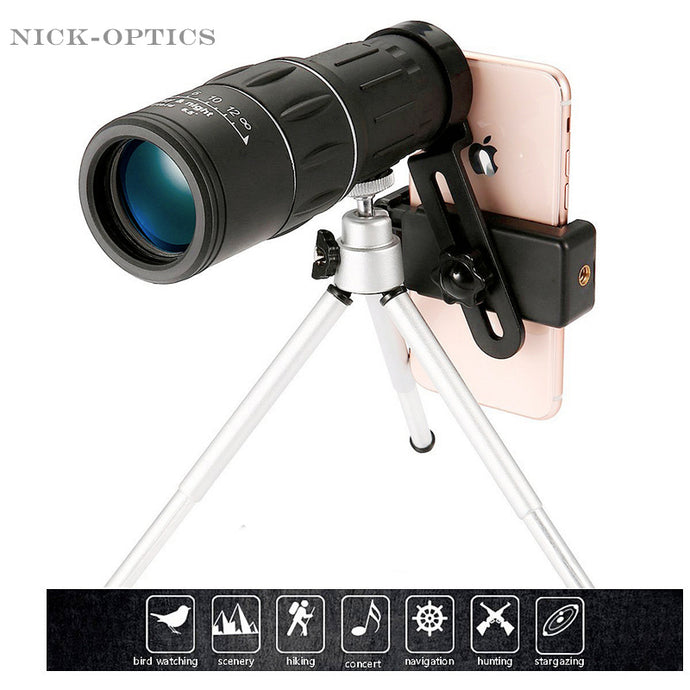 Telescope HD Monocular Universal smart phone