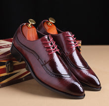 Men Fashion Business Shoes