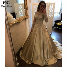 Elegant 2019 Off Shoulder Prom dresses Long