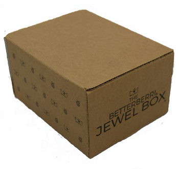 The BetterBerri Jewel Box One Year Subscription