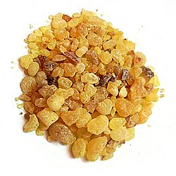 Organic Frankincense is in Glomalin Face Care Products
