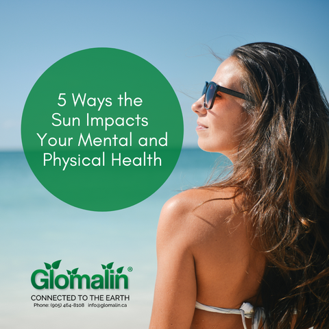 5 ways the sun impacts your mental and physical health