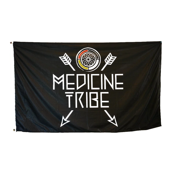 Nahko and Medicine for the People - Medicine Tribe Flag