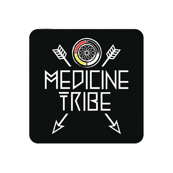 Medicine Tribe Sticker