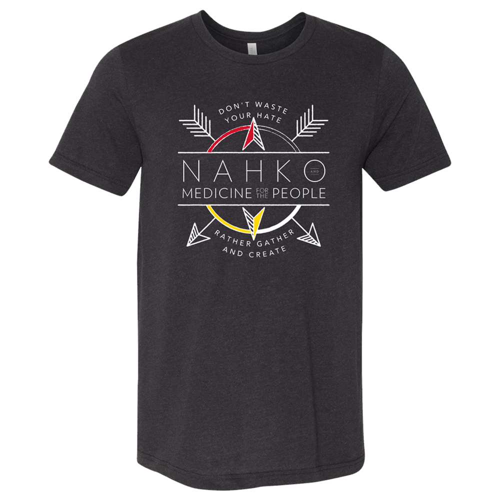 Nahko and Medicine for the People - Coat of Arms T-Shirt