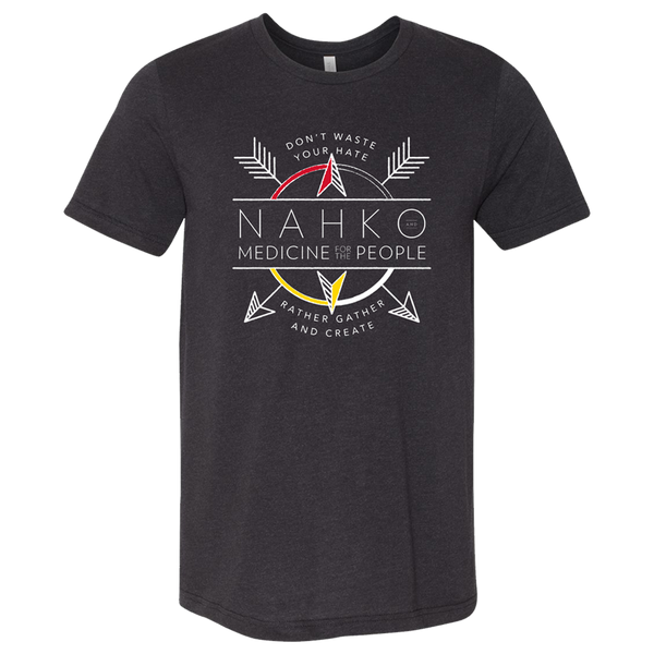 Nahko and Medicine for the People - Coat of Arms T-Shirt - PRE-ORDER