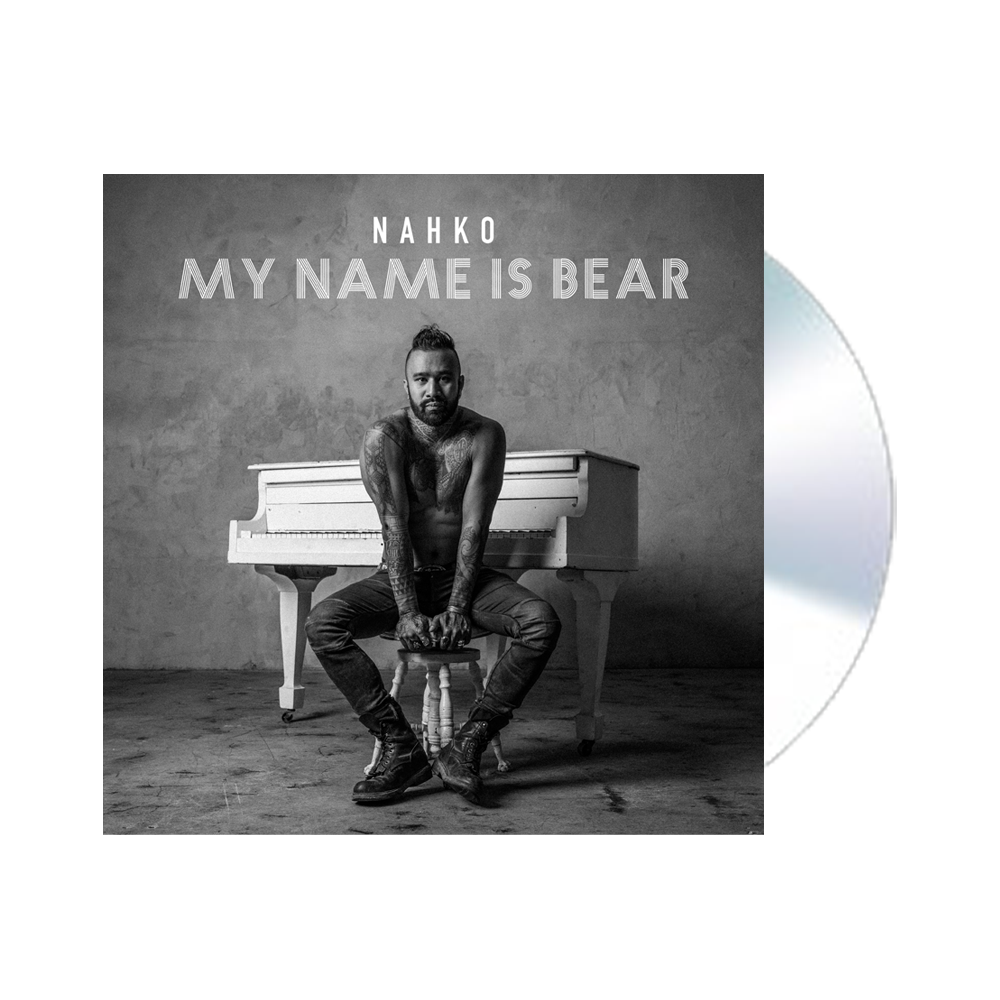 My Name Is Bear CD