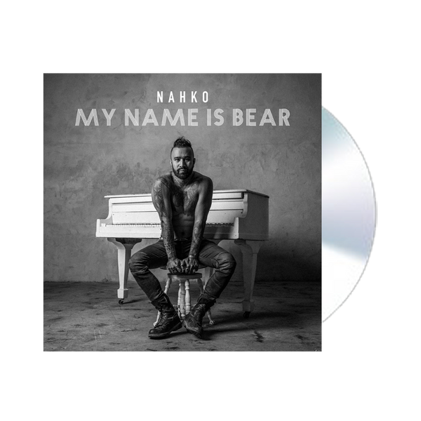 Nahko - My Name is Bear CD